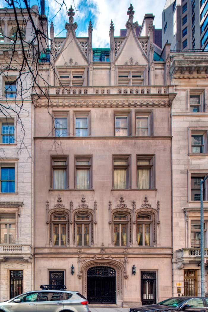 Особняк  Вулворта, Нью-Йорк $ 155 млн.