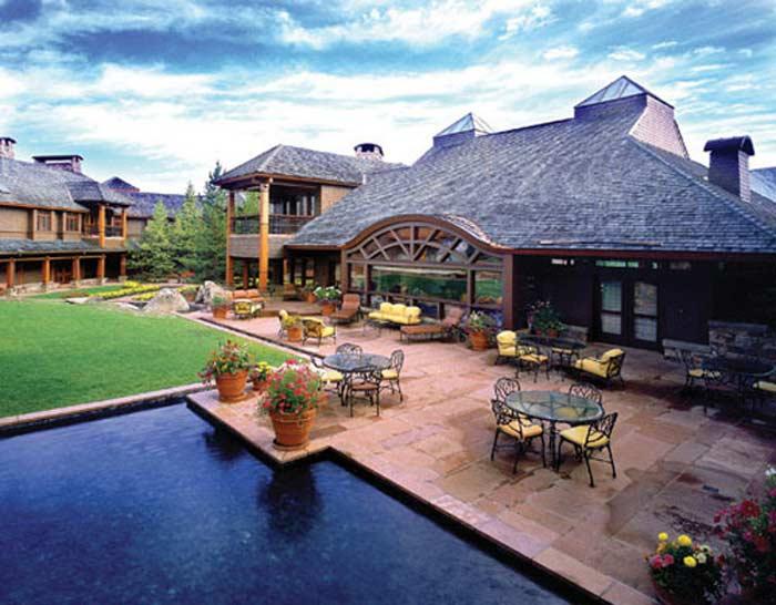Хала Ранч , Аспен, штат Колорадо $136 млн.