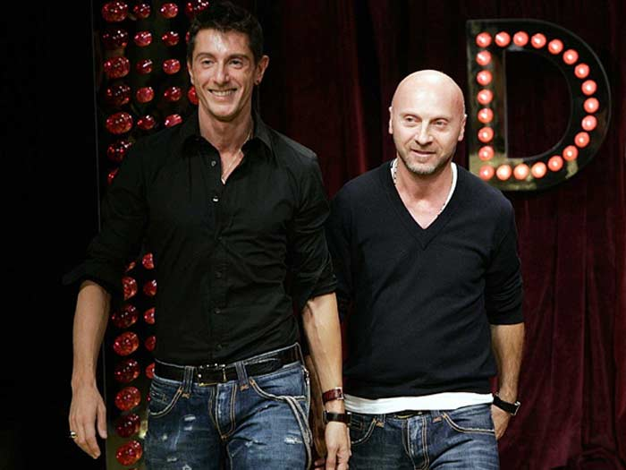 Джинсы Dolce & Gabbana