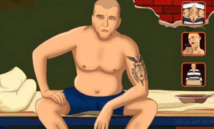 «Тюряга» - игра в вконтакте