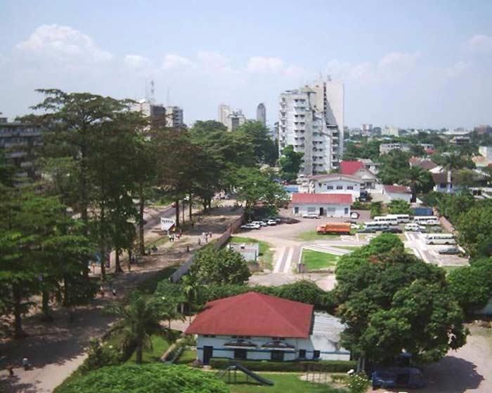 Киншаса (Конго) – 10550 кв. км