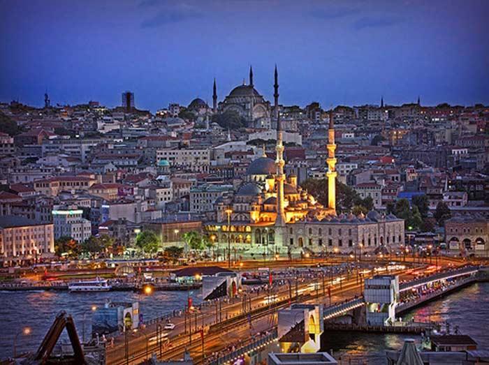 Стамбул (Турция)