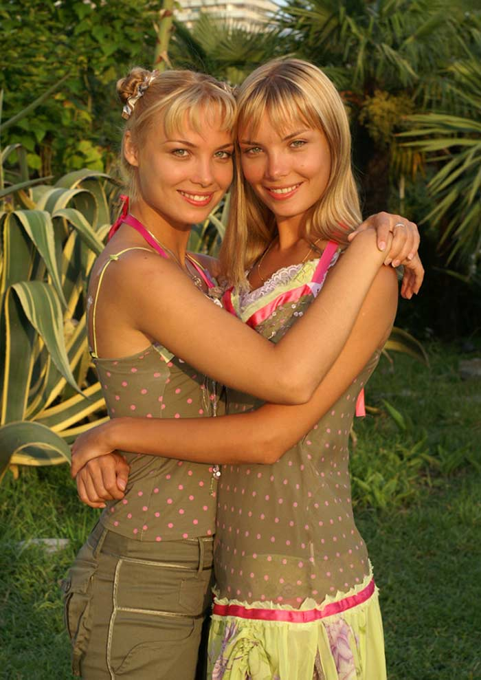Ольга и Татьяна Арнтгольц (Россия)