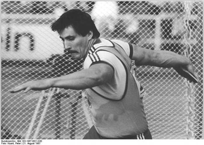 Юрген Шульт (Jürgen Schult)