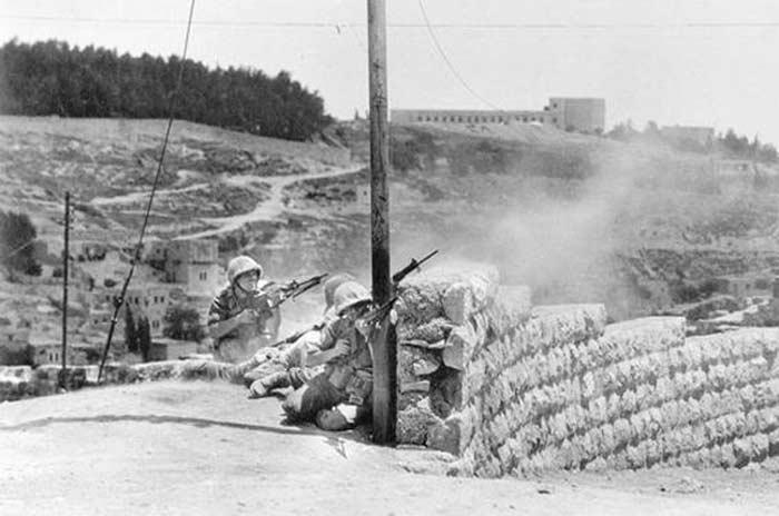 Аннексия Восточного Иерусалима Израилем – 1967 г.