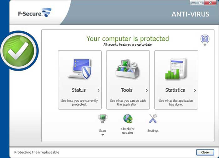 F-Secure Anti-Virus