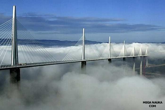 Самый высокий мост в мире - Виадук Мийо (Франция)