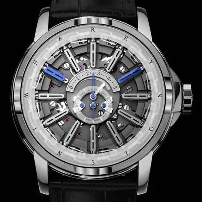 Часы наручные Harry Winston Opus 12 $260,000