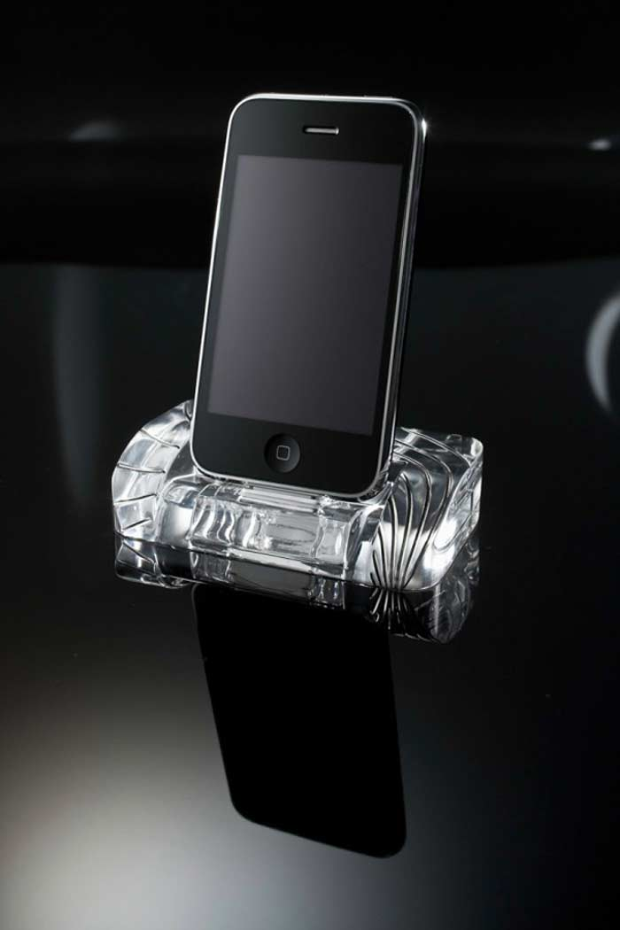 Докстанция для iPhone 4 Crystal Docking Station $500