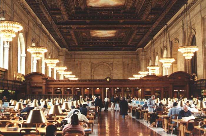 Британская библиотека (TheBritish Library)
