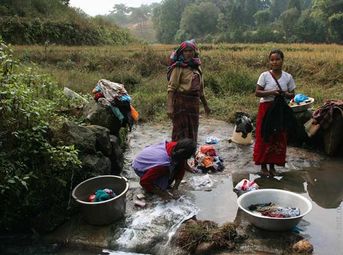 Вода в Индии
