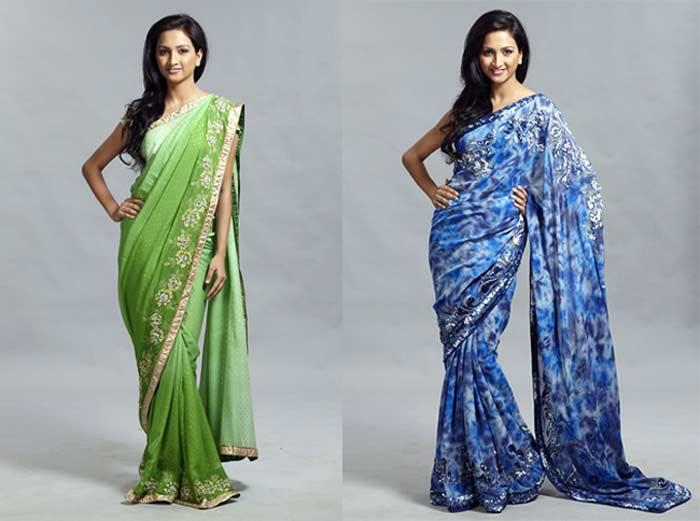 Одежда в Индии