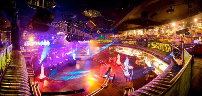 «Hippodrom» nightclub в Лондоне