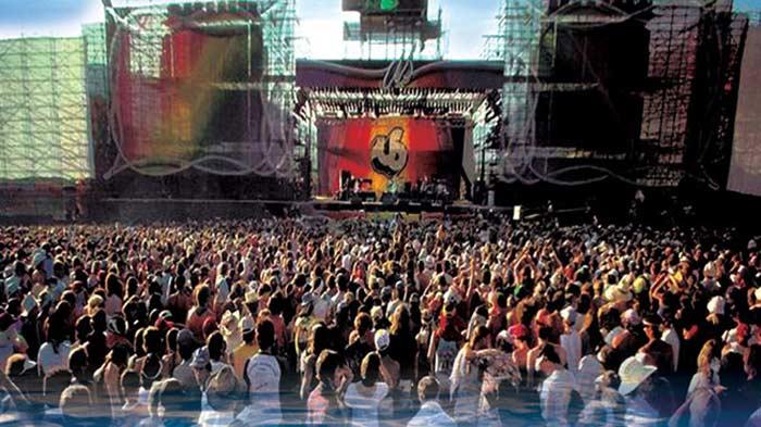 Фестиваль «The US Festival», 1983 год