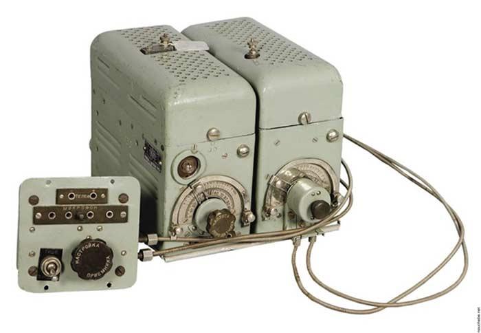 Система связи для пилотов