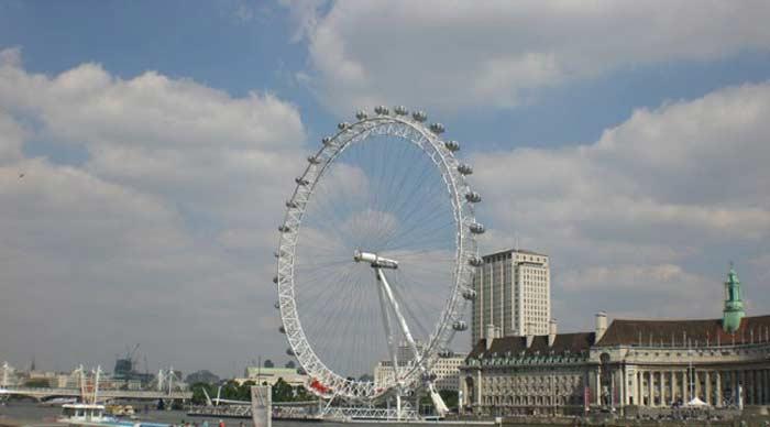 London Eye - всевидящее око Лондона