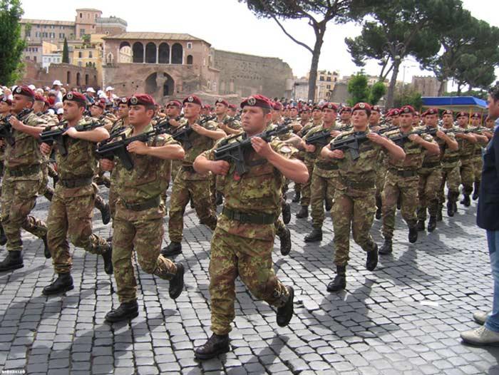 Служба в армии Турции