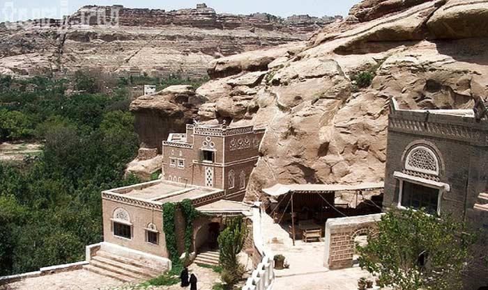 Каср-Эль-Сила. Йемен, Сана