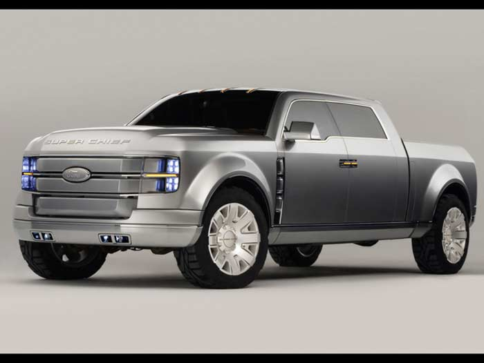 FordF-250 SuperChief