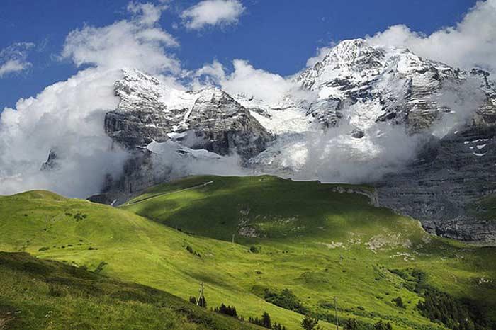 Швейцарский национальный парк. Швейцария