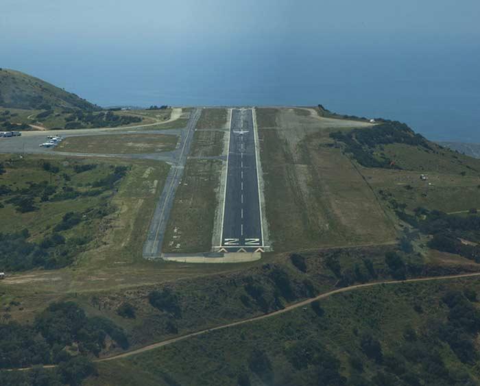 Аэропорт Каталина, Калифорния
