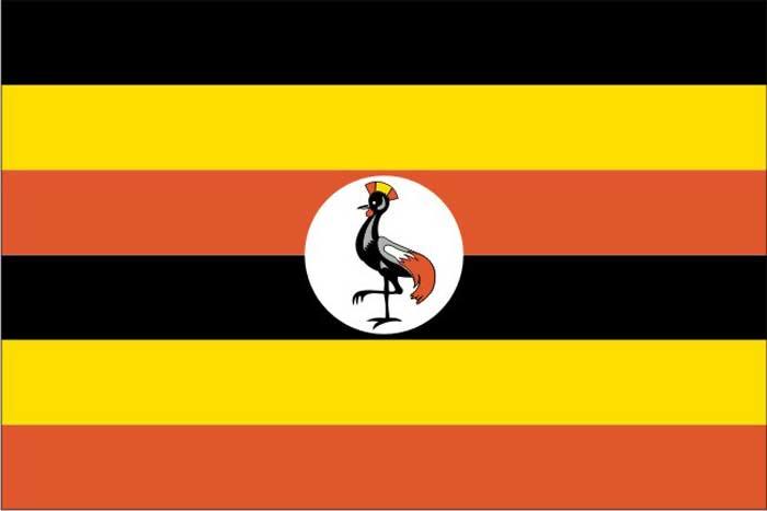 Флаг Уганда