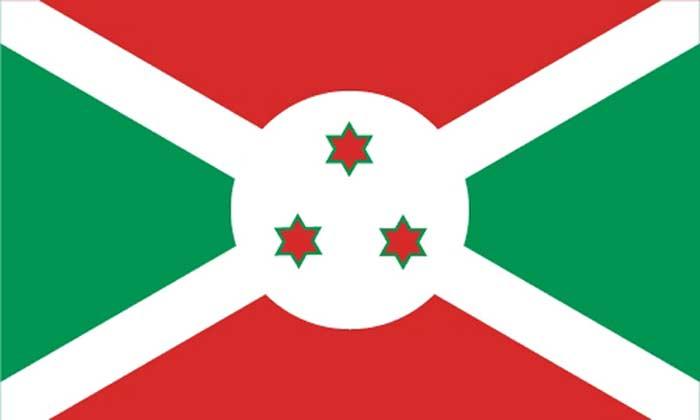 Флаг Бурунди