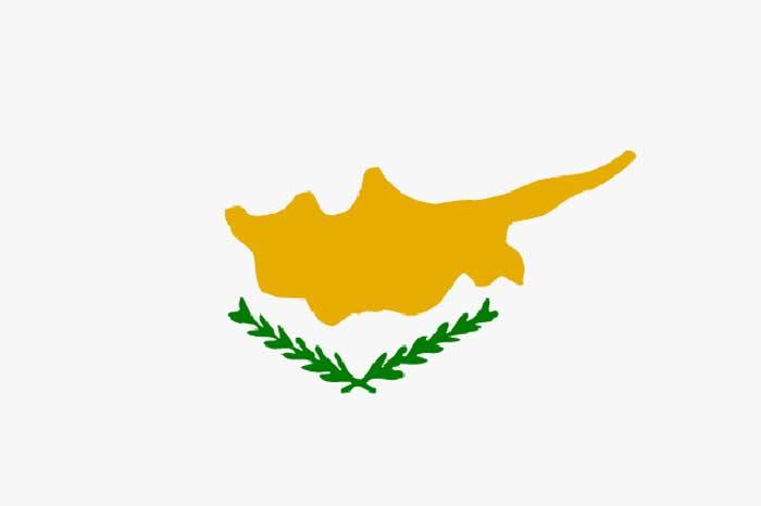 Флаг Кипр