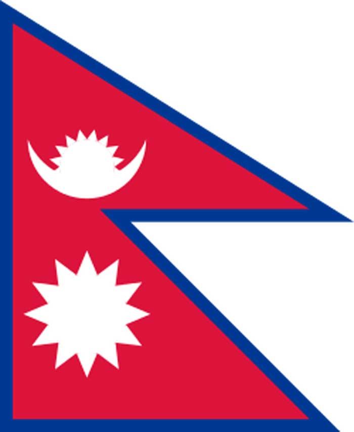 Флаг Непал