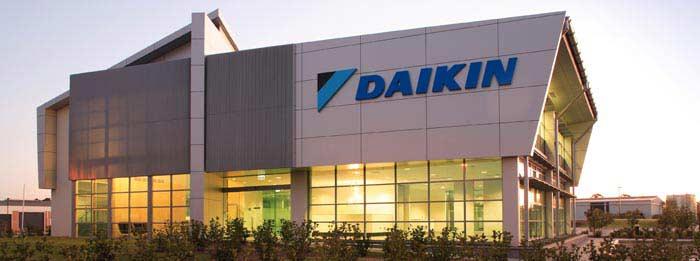 Самые продаваемые кондиционеры. Daikin