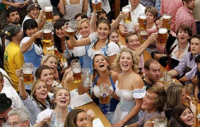 Самые сексуальные народы мира. Немцы