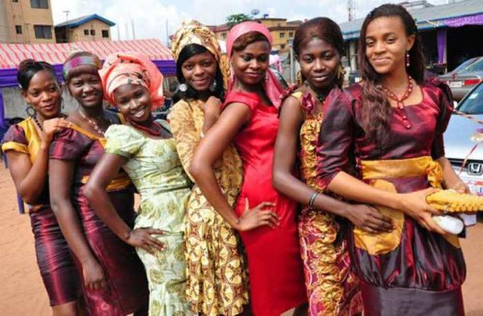 Самые сексуальные народы мира. Нигерийцы