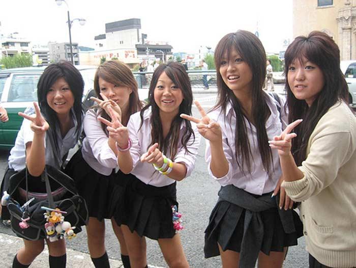 Самые сексуальные народы мира. Японцы