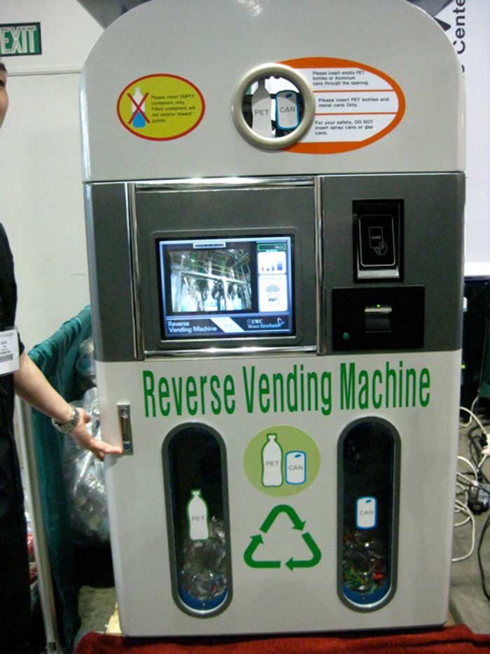 Самые странные автоматы. Сбыт нажитого