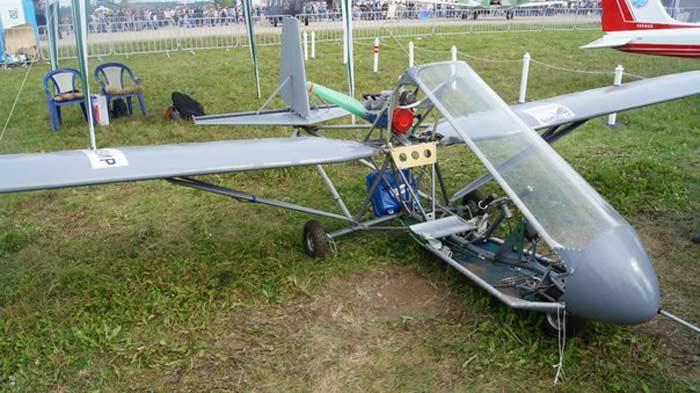 Самые маленькие самолеты. Самолет Х-12h
