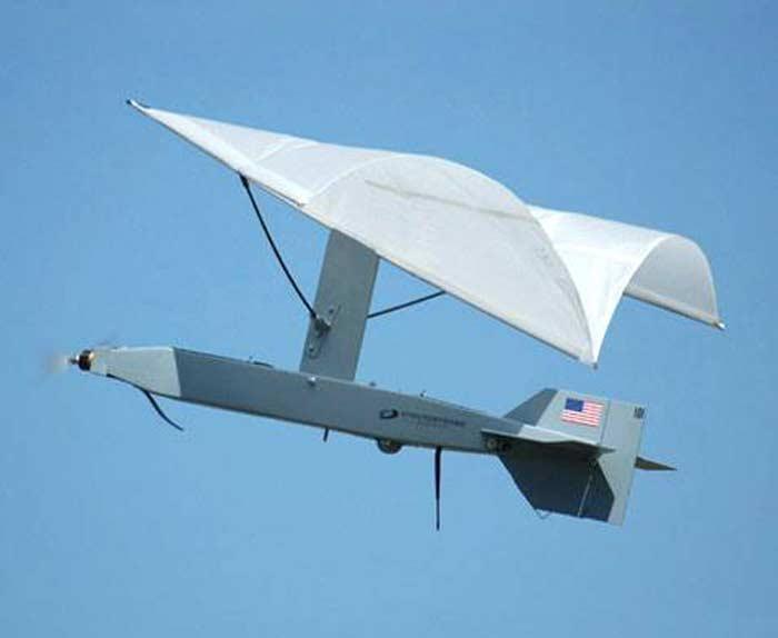 Самые маленькие самолеты. Самолет «кибержук» CyberBUG