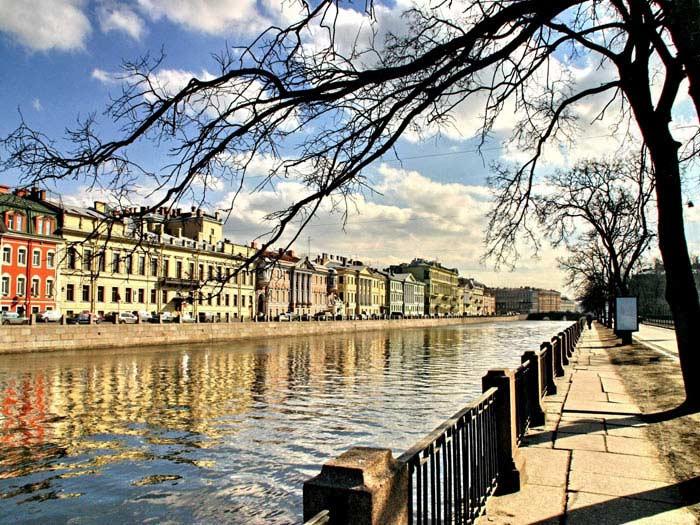Самые большие города России. Санкт-Петербург