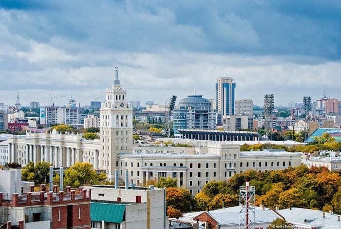 Самые большие города России. Воронеж