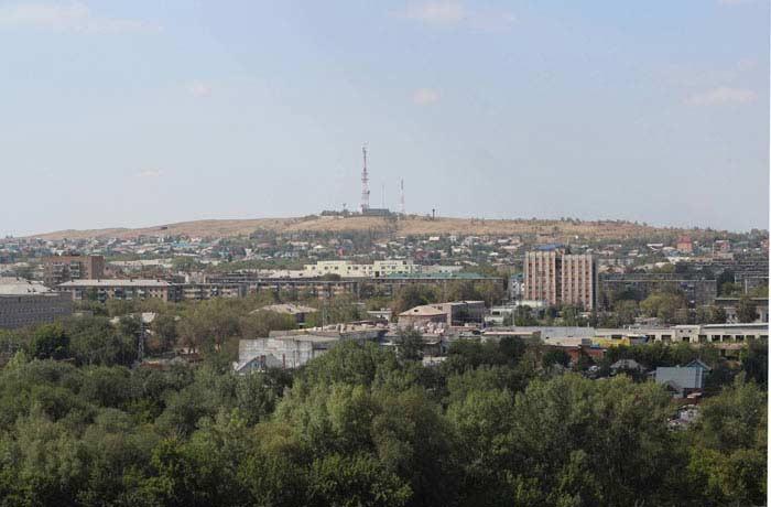 Самые большие города России. Орск