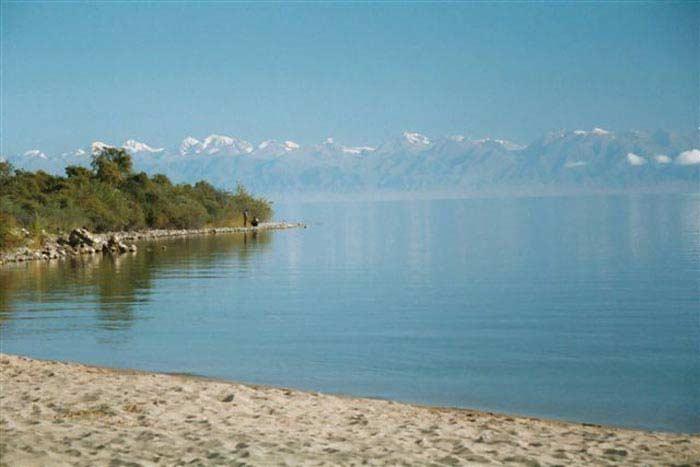 Самые глубокие озера. Озеро Иссык-Куль