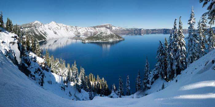 Самые глубокие озера. Озеро Крейтер
