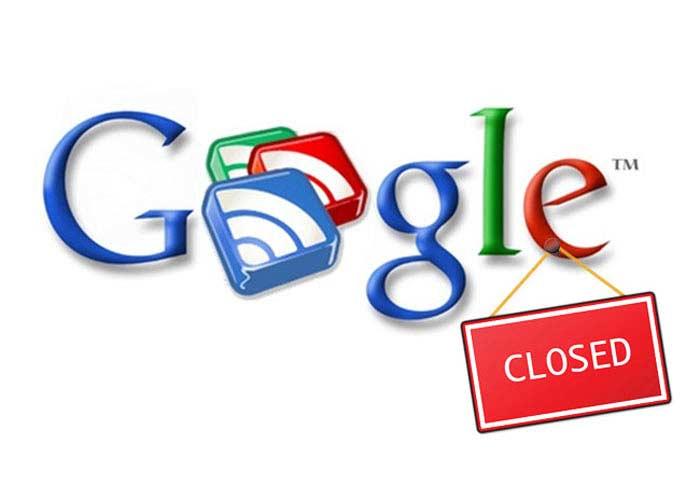 Провальные стартапы.  Google Reader