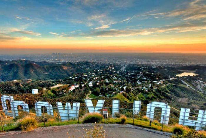 Киноиндустрии. Голливуд (США)
