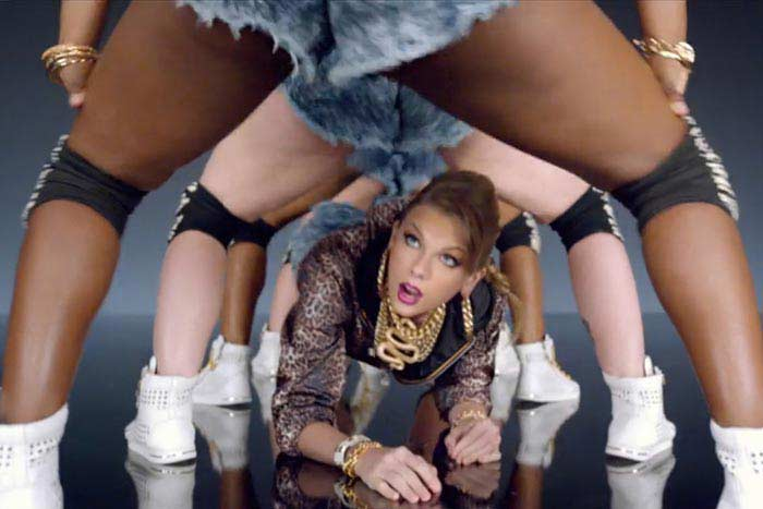 «Shake It Off», Tailor Swift
