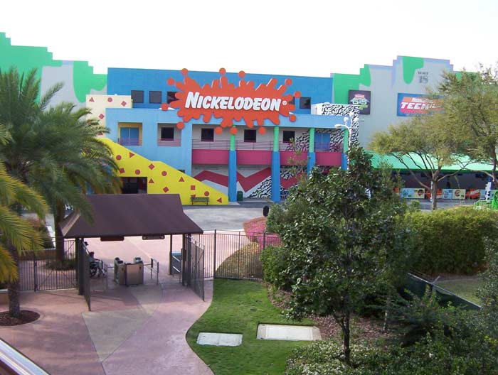 Самые большие телеканалы мира. Nickelodeon