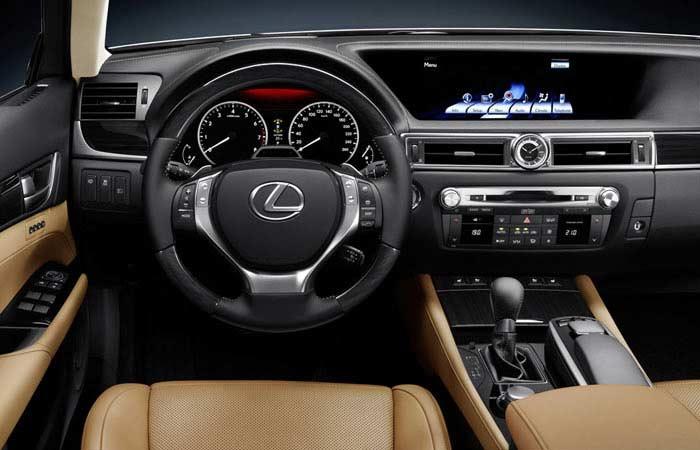 Топ 10 популярных электромобилей. Lexus GS 450h