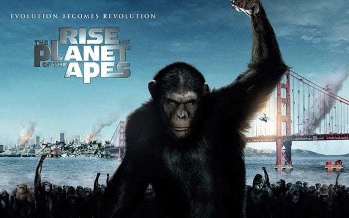 «Рассвет планеты обезьян»