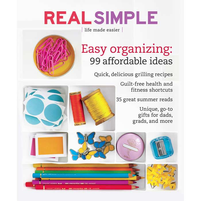 Топ 10 Женских журналов. «Real Simple»