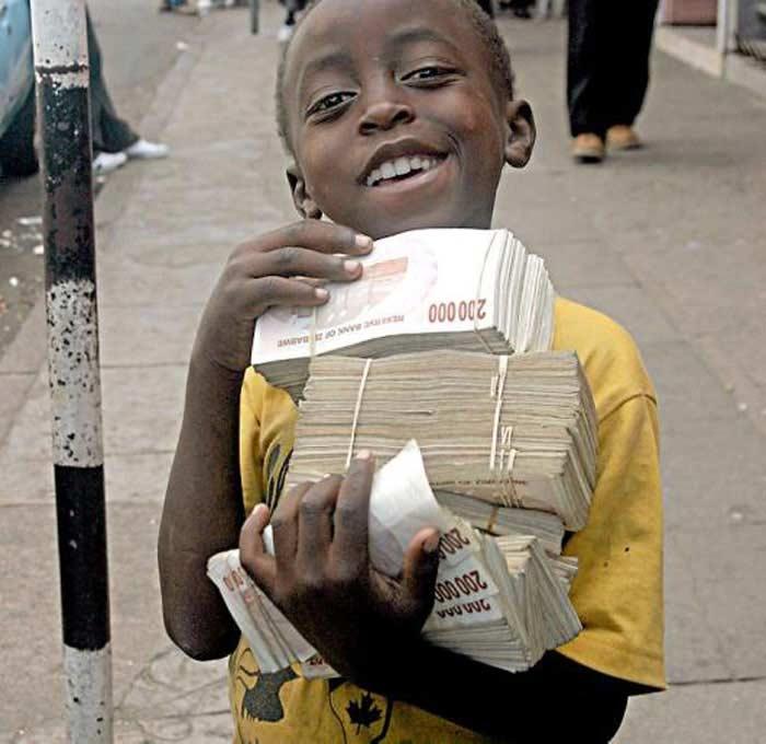 Инфляция в Зимбабве (2000-2009 гг.)