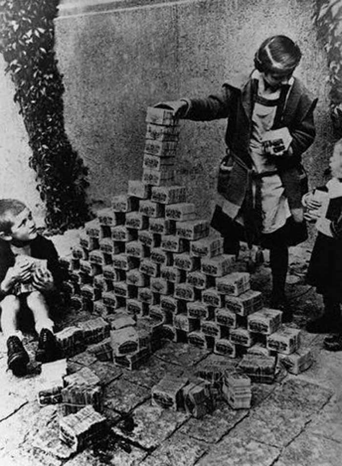 Инфляция в Германии (1922-1923 гг.)